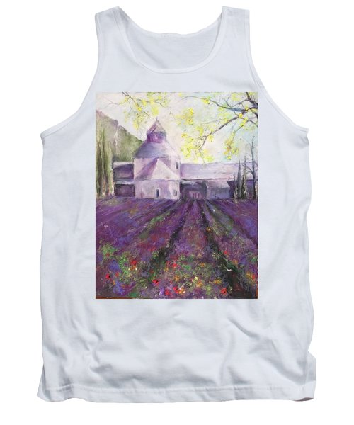 Abbey Senanque    Tank Top by Robin Miller-Bookhout