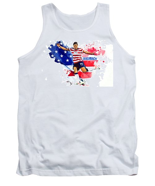 Abby Wambach Tank Top