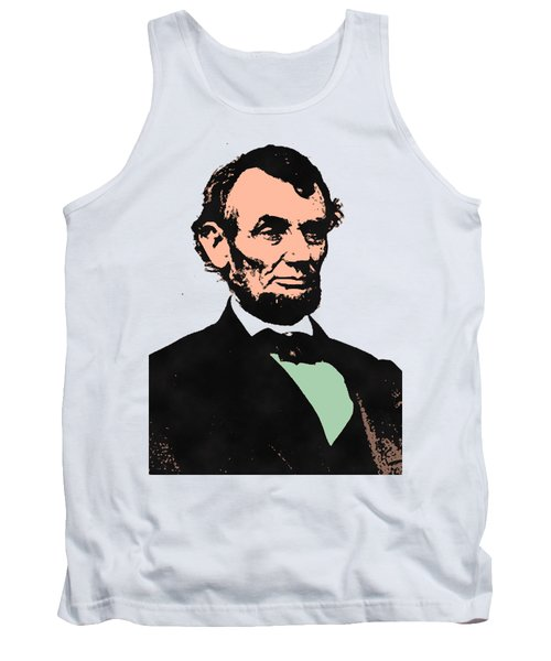 Abe Lincoln 2 Tank Top
