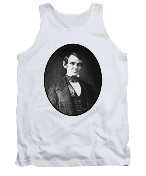 Abe Lincoln As A Young Man  Tank Top