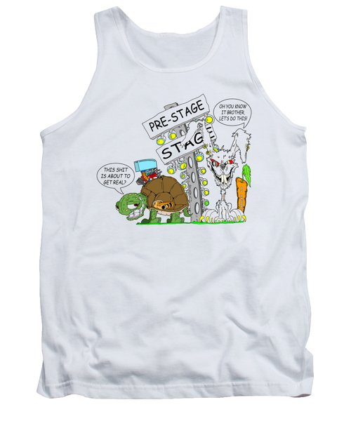 About To Get Real Tank Top