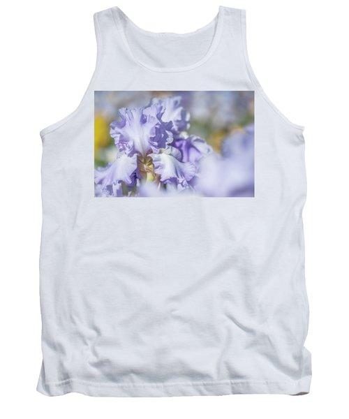 Absolute Treasure 1. The Beauty Of Irises Tank Top