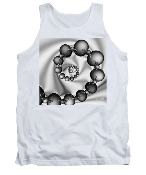 Abstract 537 Bw Tank Top