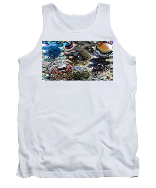 Abstract 623164 Tank Top