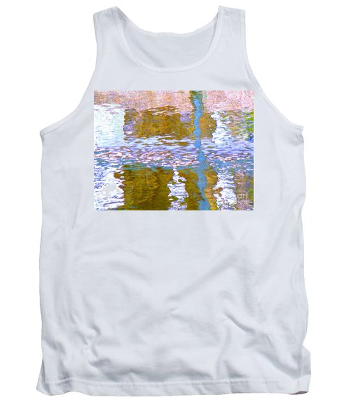 Abstract Directions Tank Top