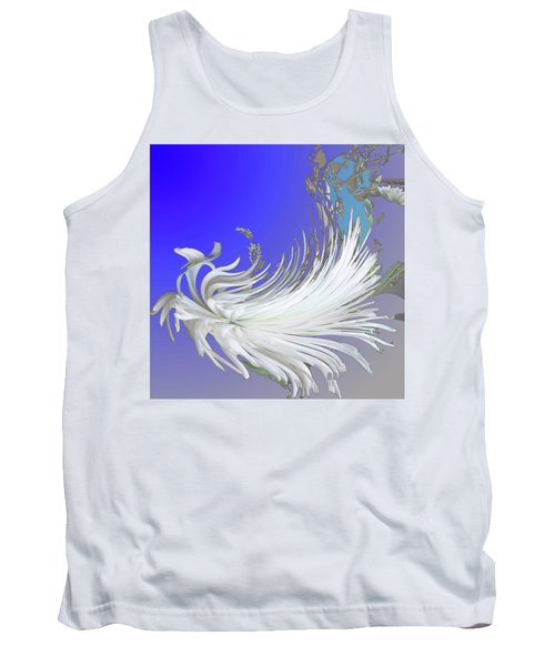 Abstract Flowers Of Light Series #4 Tank Top