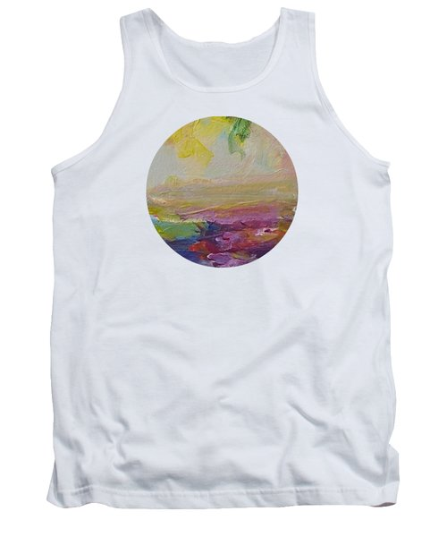 Abstract Impressions- Number 2 Tank Top