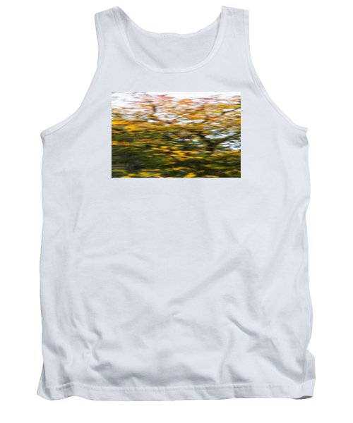 Abstract Of Maple Tree Tank Top