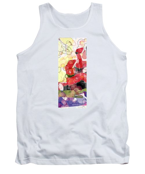 Abstract Submarine Tank Top