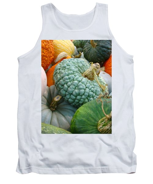 Tank Top featuring the photograph Abundant Harvest by Cathy Dee Janes