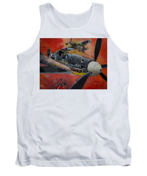 Ace Of Spades Tank Top