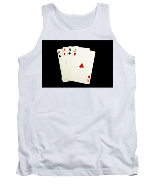 Aces Tank Top
