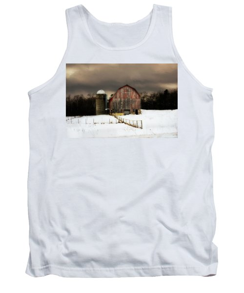 Tank Top featuring the photograph Acorn Acres by Julie Hamilton