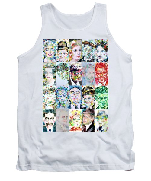 Actors And Directors Tank Top