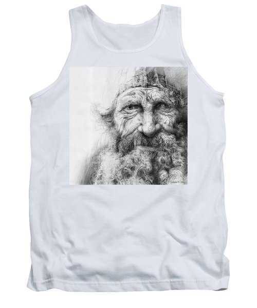 Adam. Series Forefathers Tank Top