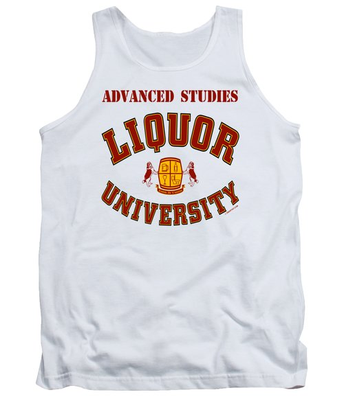 Advanced Studies Tank Top