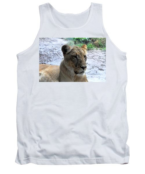 Tank Top featuring the photograph African Queen by John Black