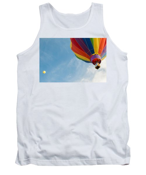 After Liftoff Tank Top