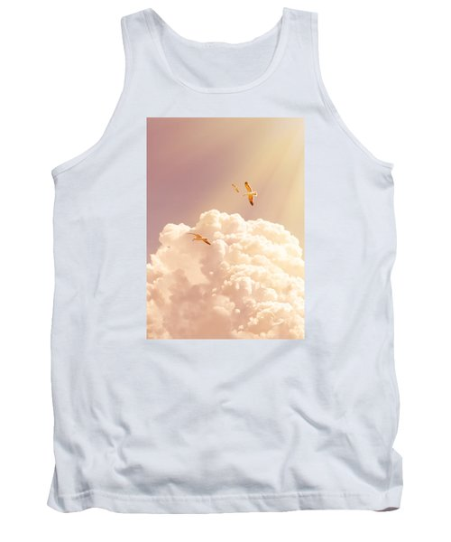 After The Storm Tank Top