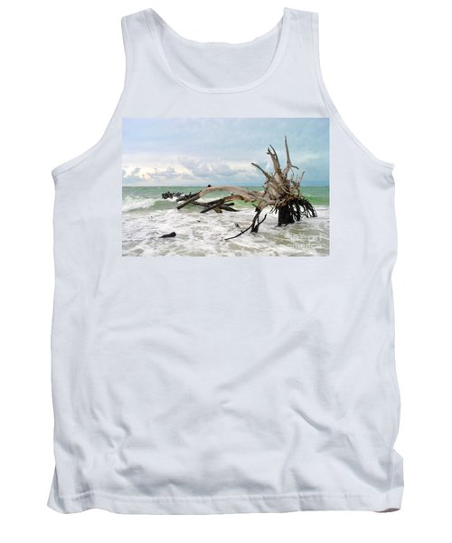After The Storm Tank Top by Margie Amberge