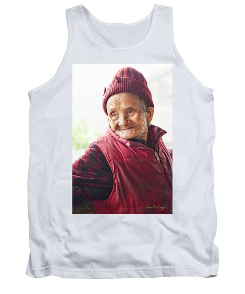 Age Of Beauty Tank Top