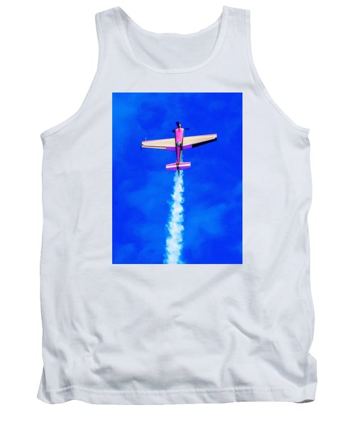 Air Show Tank Top by Michael Nowotny