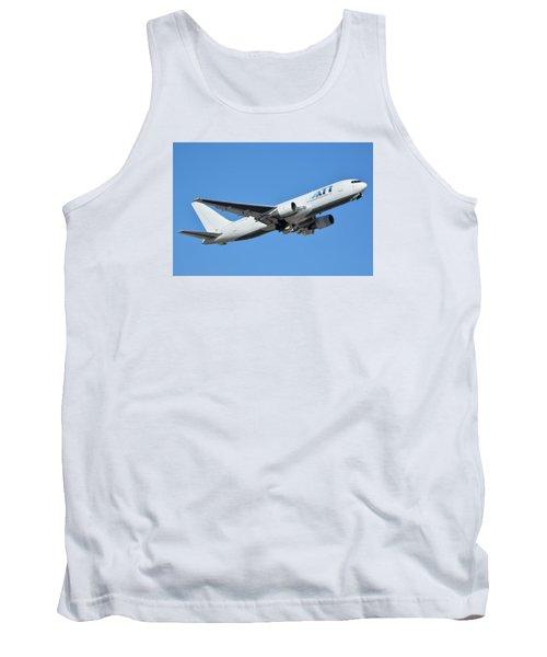 Air Transport International Boeing 767-232 N763cx Phoenix Sky Harbor January 19 2016  Tank Top