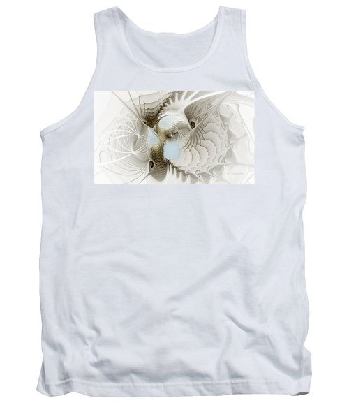 Airy Space2 Tank Top by Karin Kuhlmann