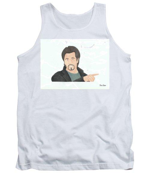 Al Pacino Tank Top