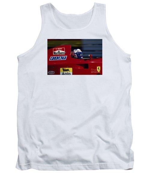 Alain Prost. 1990 French Grand Prix Tank Top