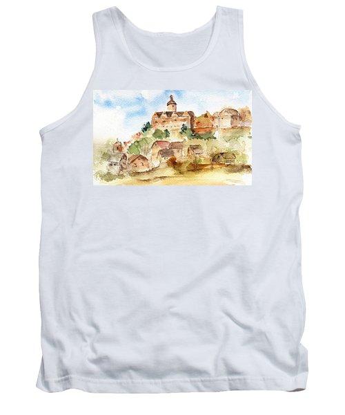 Alice's Castle Tank Top