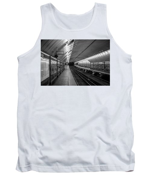 Tank Top featuring the photograph All Aboard by Jason Moynihan