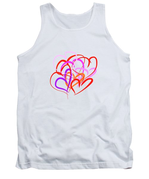 All About Love Tank Top