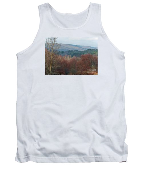 Allegany Rhapsody Tank Top by Christian Mattison