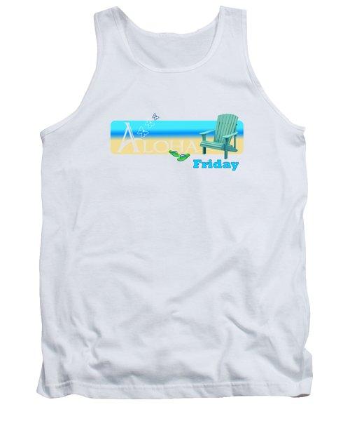 Aloha Friday Tank Top
