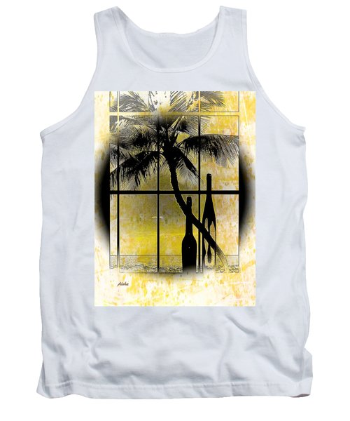 Tank Top featuring the photograph Aloha,from The Island by Athala Carole Bruckner