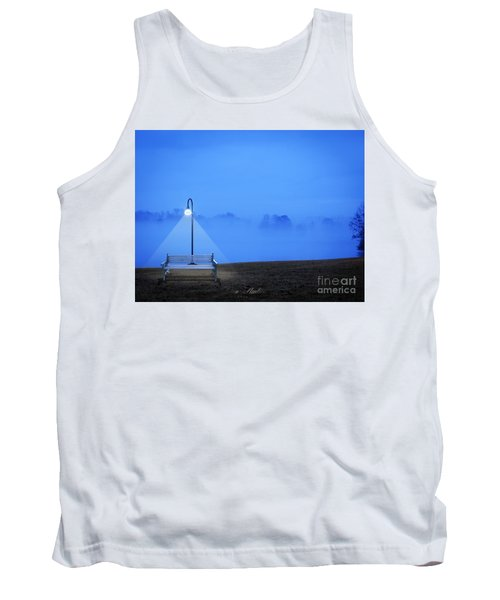 Alone Tank Top by Melissa Messick