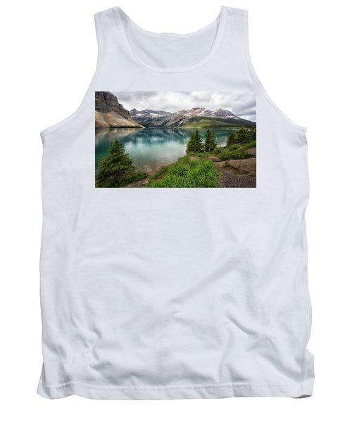 Along Icefields Parkway Tank Top