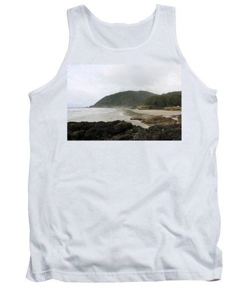 Along The Oregon Coast - 3 Tank Top