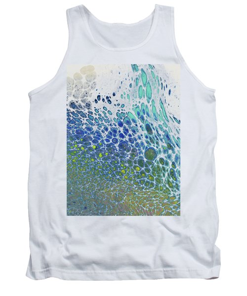 Along The Wish Filled Shore Tank Top