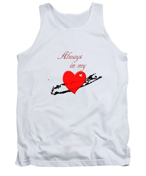 Always In My Heart Li Tank Top