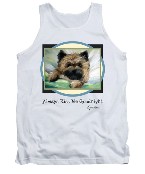 Always Kiss Me Goodnight Tank Top