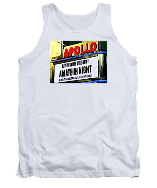 Amateur Night Tank Top