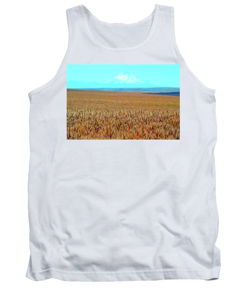 Amber Waves Of Grain Tank Top