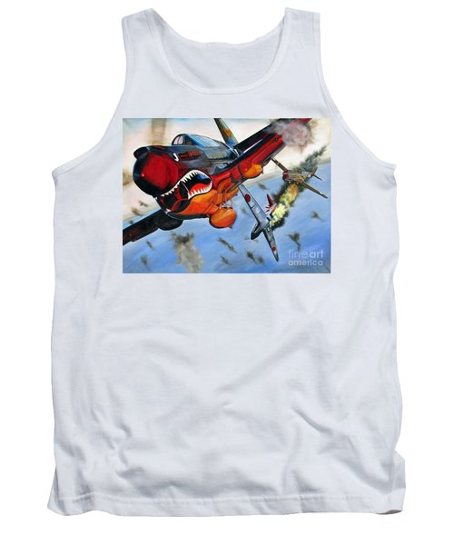 Ambushed Tank Top