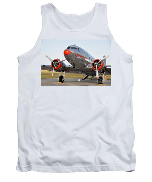 American Airlines Dc3 Tank Top