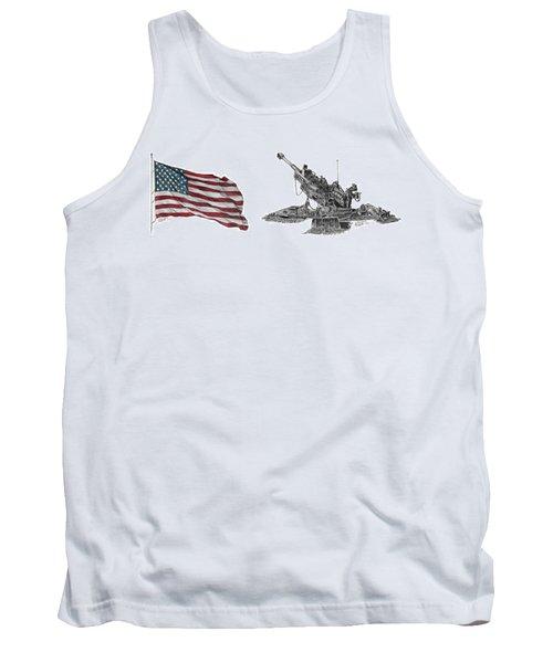 American Artillery Tank Top