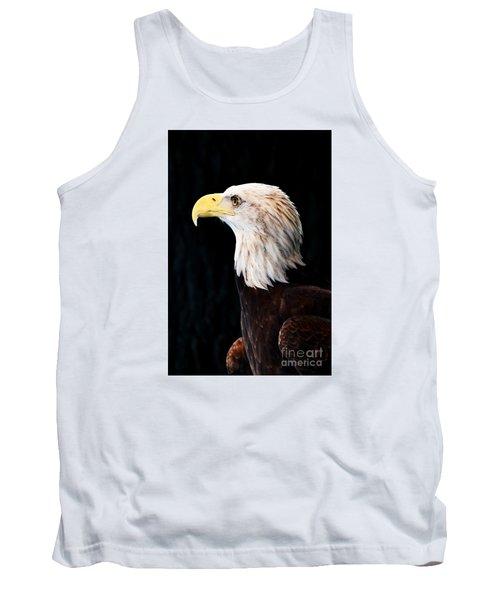 American Bald Eagle Tank Top