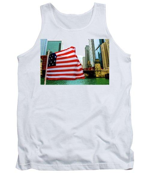 American Chi Tank Top