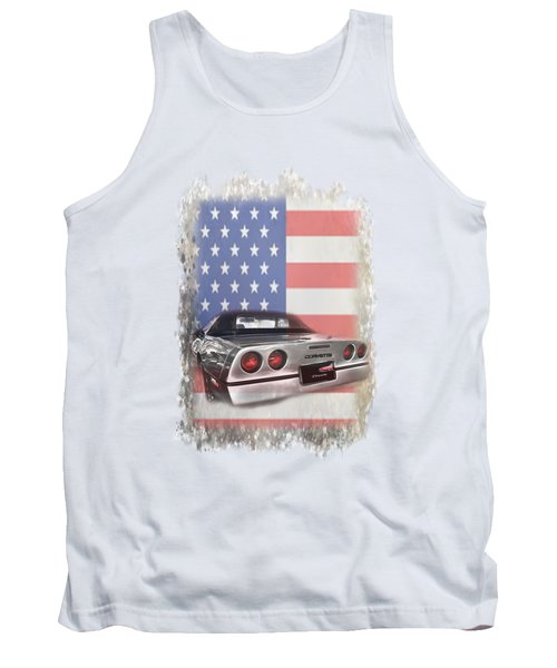 American Dream Machine Tank Top